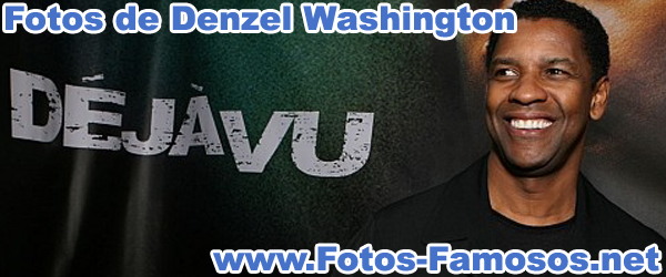 Fotos de Denzel Washington