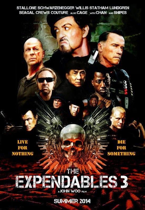 xem phim Biệt Đội Đánh Thuê 3 - The Expendables 3 2014 full hd vietsub online poster