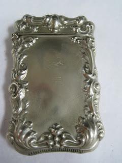 Buy Silver Vesta Cases and Match Safes