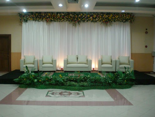 contoh gambar dekorasi pernikahan minimalis   album wedding