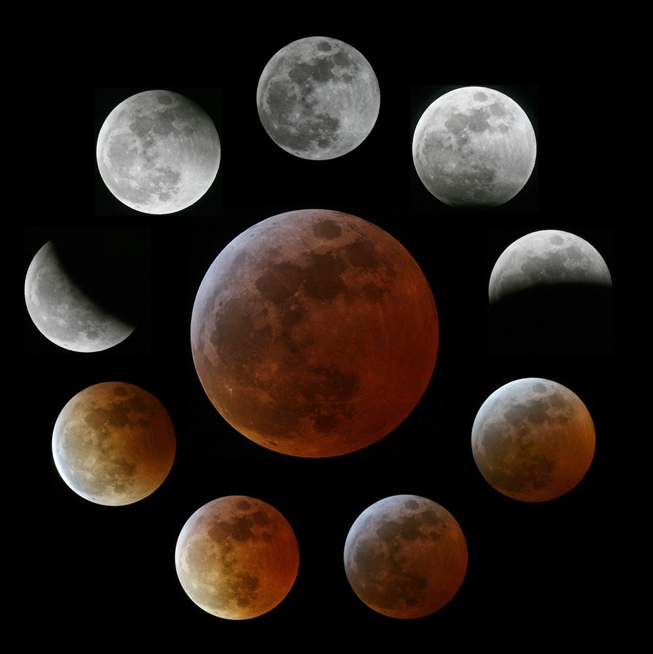 Penumbral lunar eclipse visible today