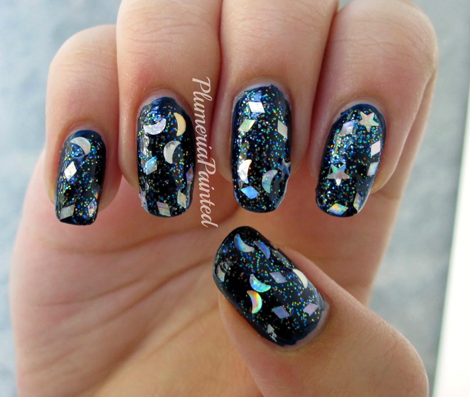 PlumeriaPainted: Gimme Glitter: Revlon - Celestial