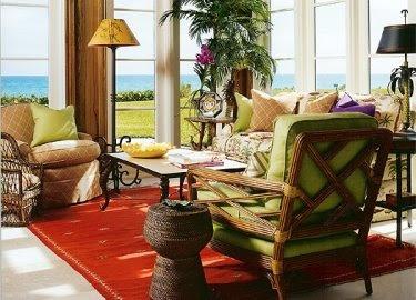 การแต่งบ้านสไตล์ต่างๆ: แต่งบ้านให้ดูดีด้วยสไตล์ Tropical chic 2 -2