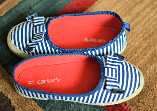 Girls Shoes from Carter's #MC #CartersFam