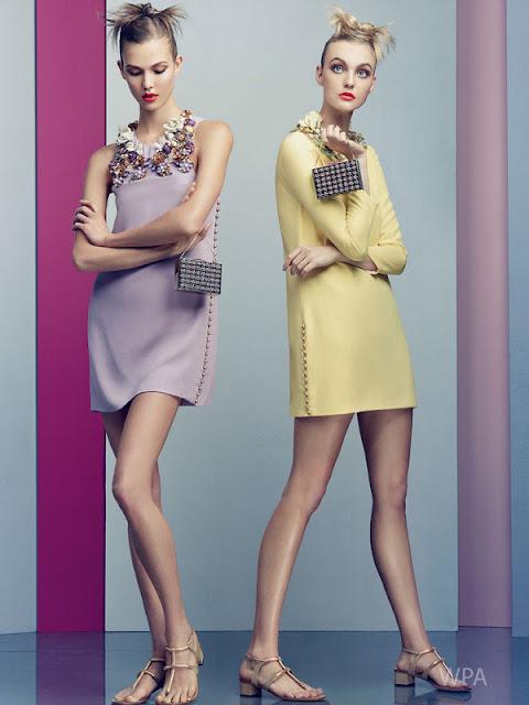 Model Karlie wallpaper