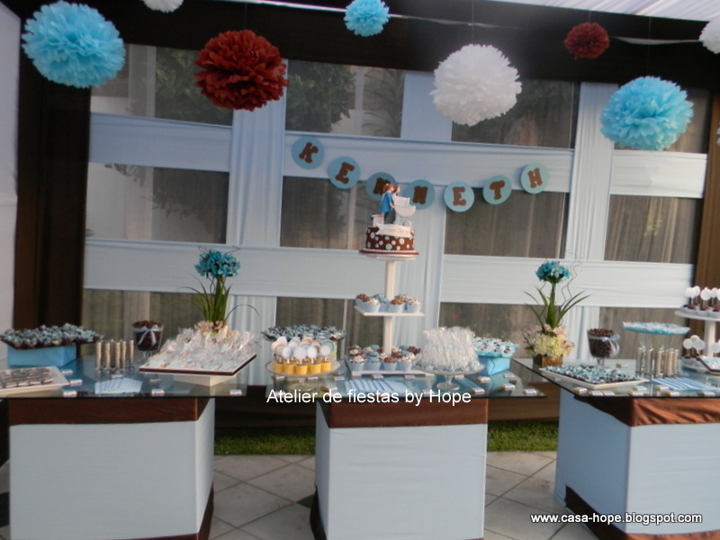 Casa hope decoracion integral de dormitorios para bebes for Decoracion para baby shower en casa