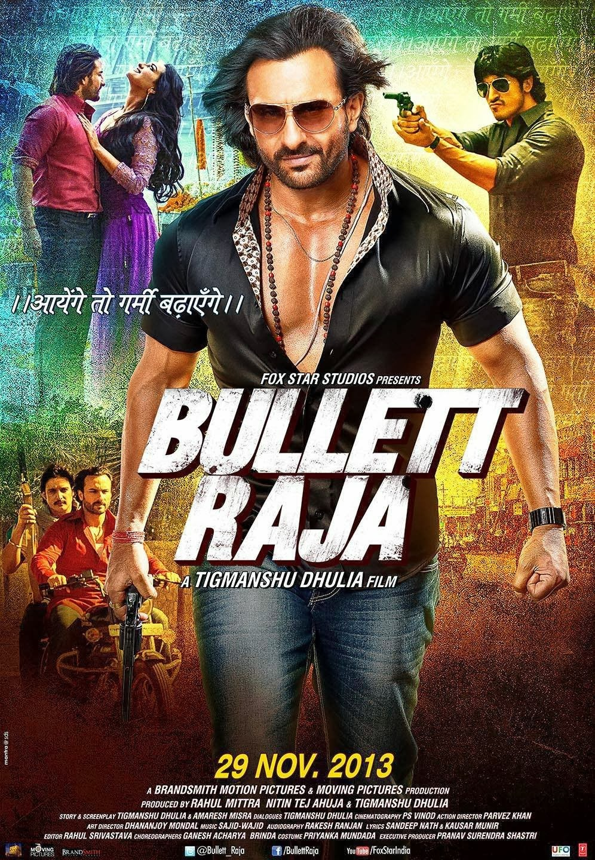 Bullett Raja: Detonando na Índia – Dublado (2013)