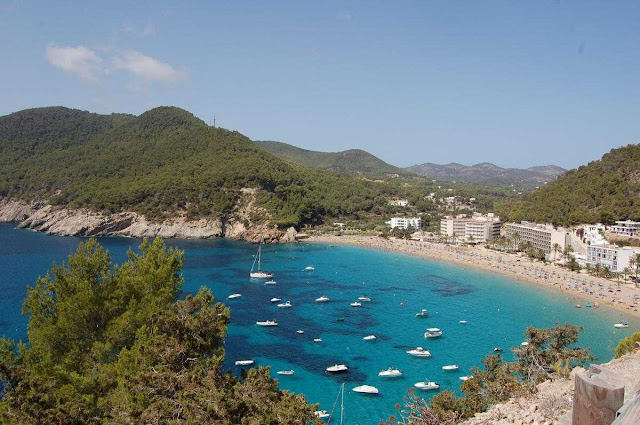Cala San Vicent Ibiza