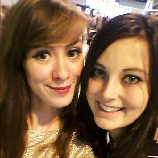 The Clothes Show in Birmingham with Karen