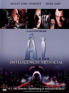 A.I.Inteligencia.Artificial A.I.: Inteligência Artificial   DVDRip AVI Dual Áudio