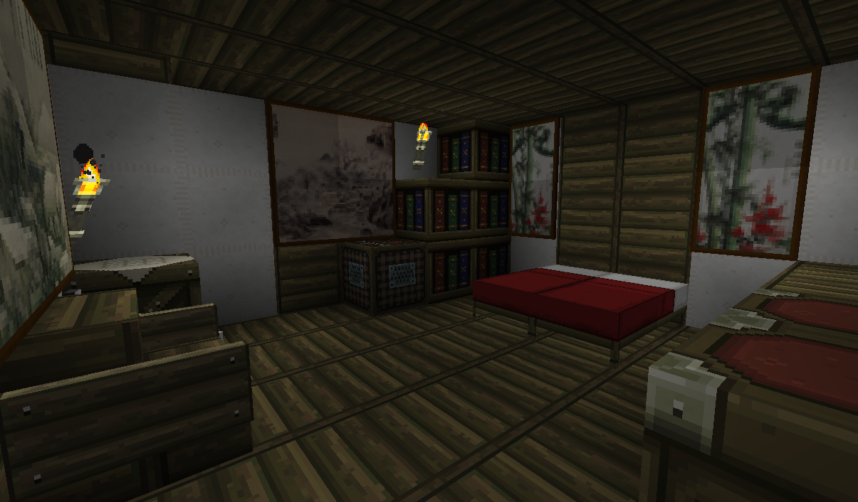 Bedroom ideas teen mom for Bedroom ideas on minecraft