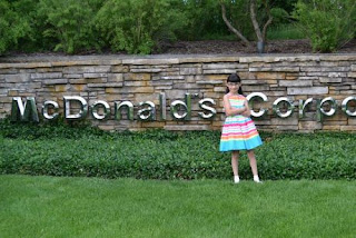 9-Year-Old Tells McDonald's CEO That She's Fed Up With His Tricks - Third-grader Hannah Robertson criticized McDonald's at the company's annual shareholders meeting