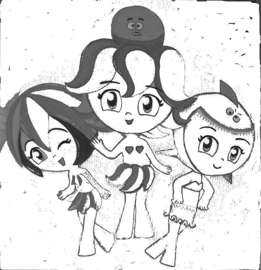 Las Princesas Del Mar Son Jóvenes — Sceneups