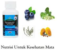 Khasiat Eye Care Softgel