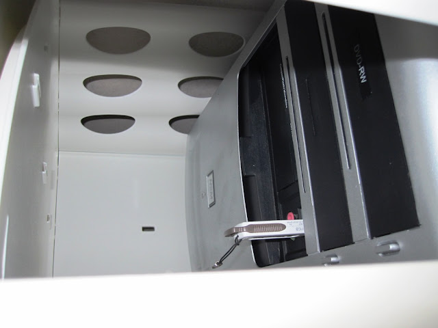 Ställ Computer Cabinet