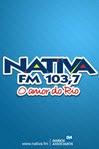 ouvir a Rádio Nativa FM 103,7 Rio de Janeiro