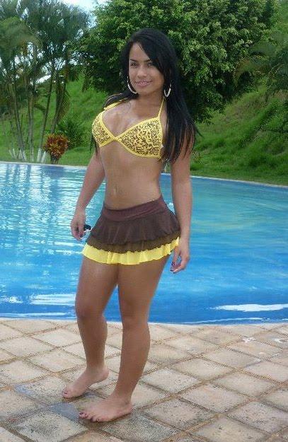 lindas ecuatorianas