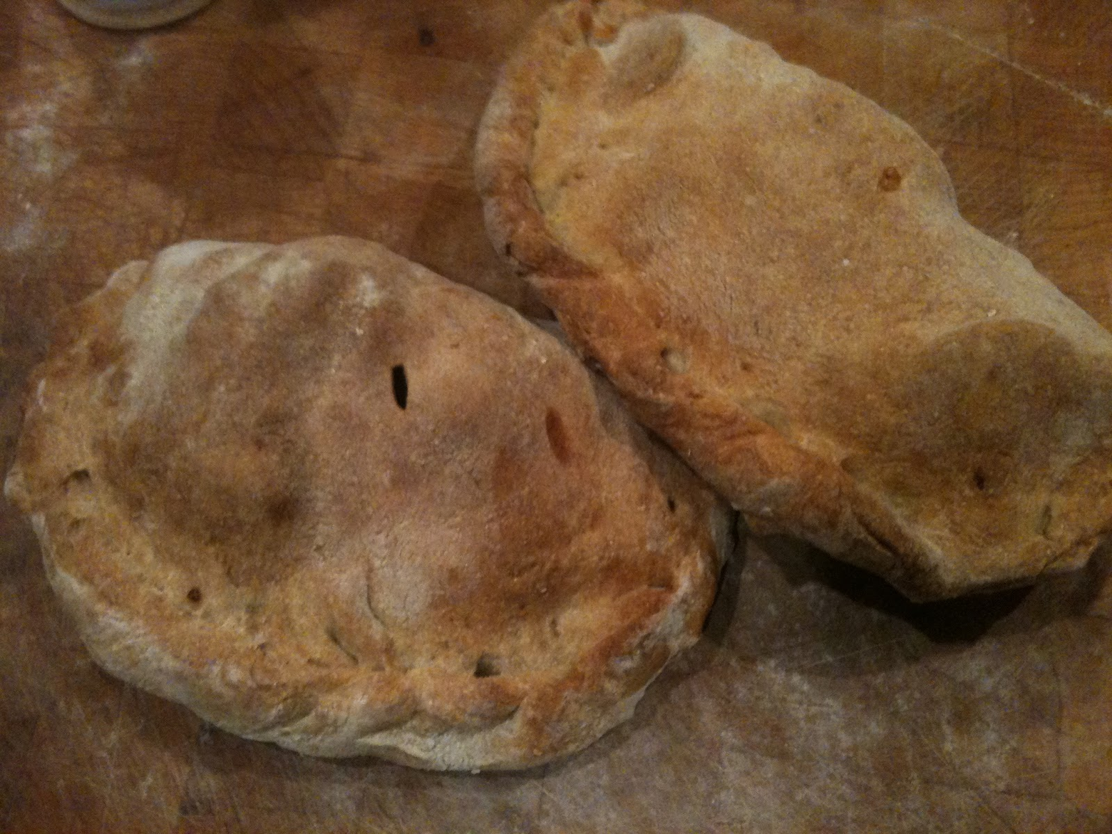 how to make a calzone using pizza dough