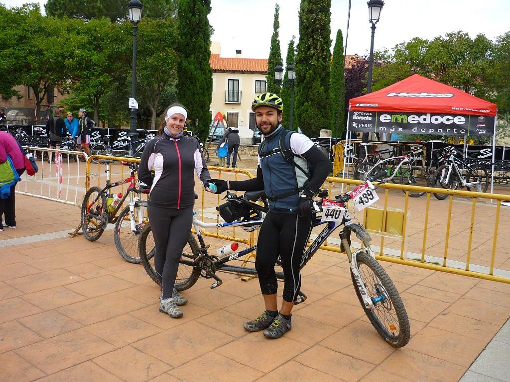 Blog Go Tandem - I Marcha MTB Charcuela Bike - llegada