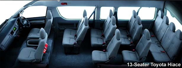 Sewa Car Seat Bali