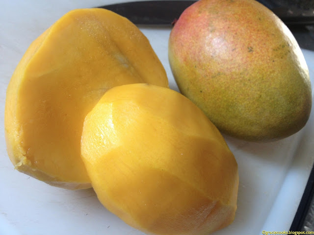 choose your mango the tastier the mango the tastier the