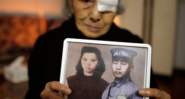 77 Tahun Menunggu, Akhirnya Bertemu Kembali Dengan Suaminya