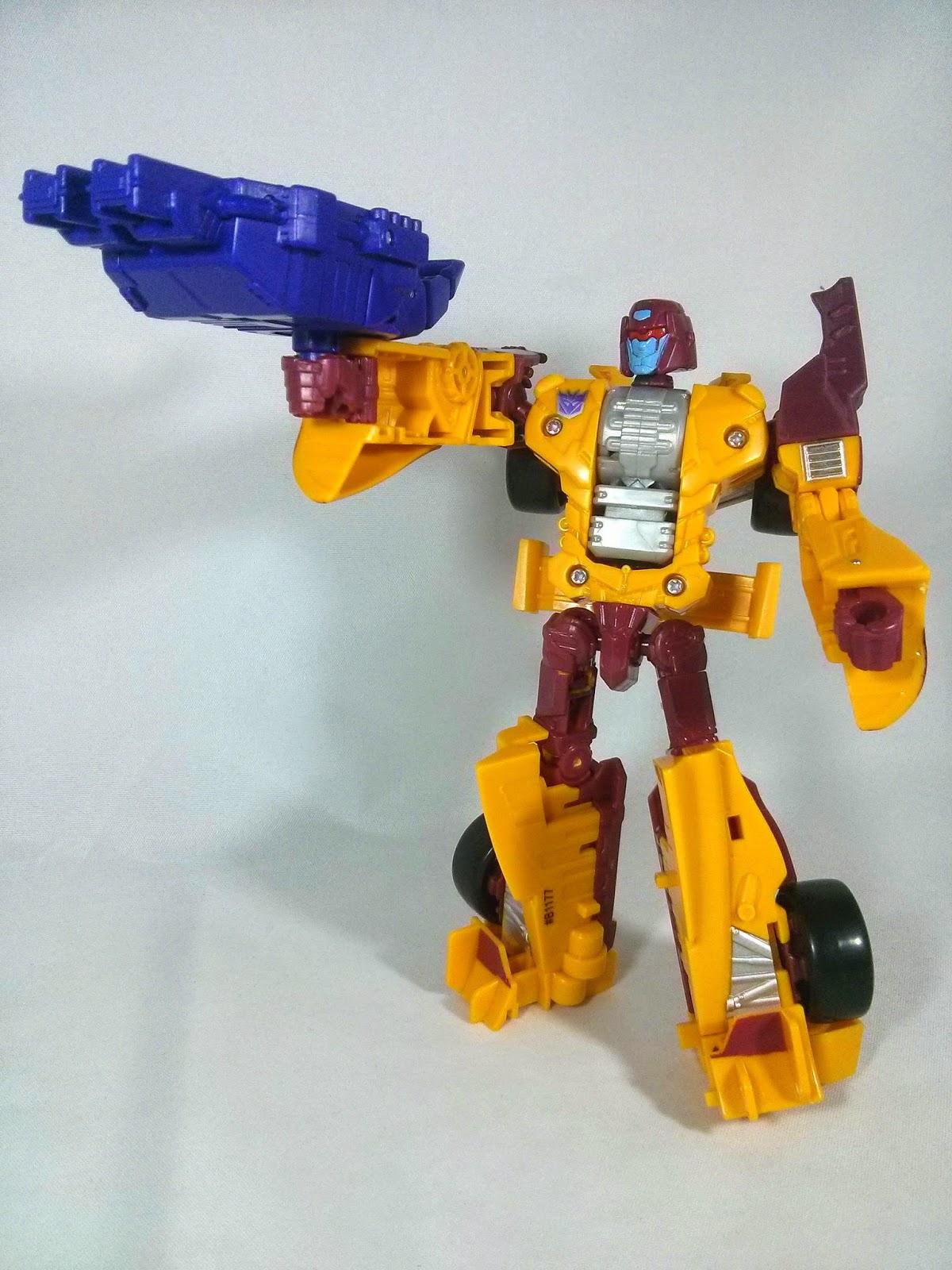 drag strip blaster