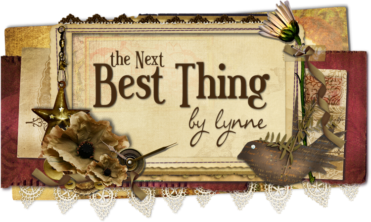 the next best thing by lynne