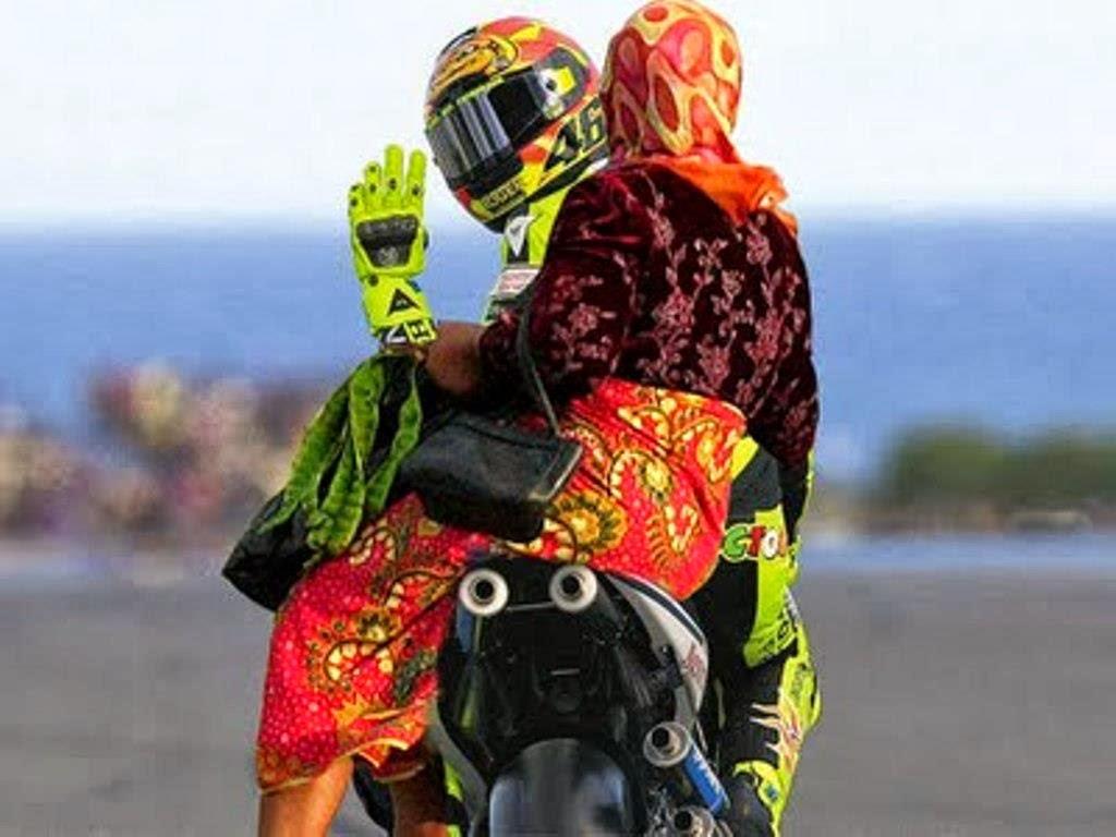 gambar lucu pembalap