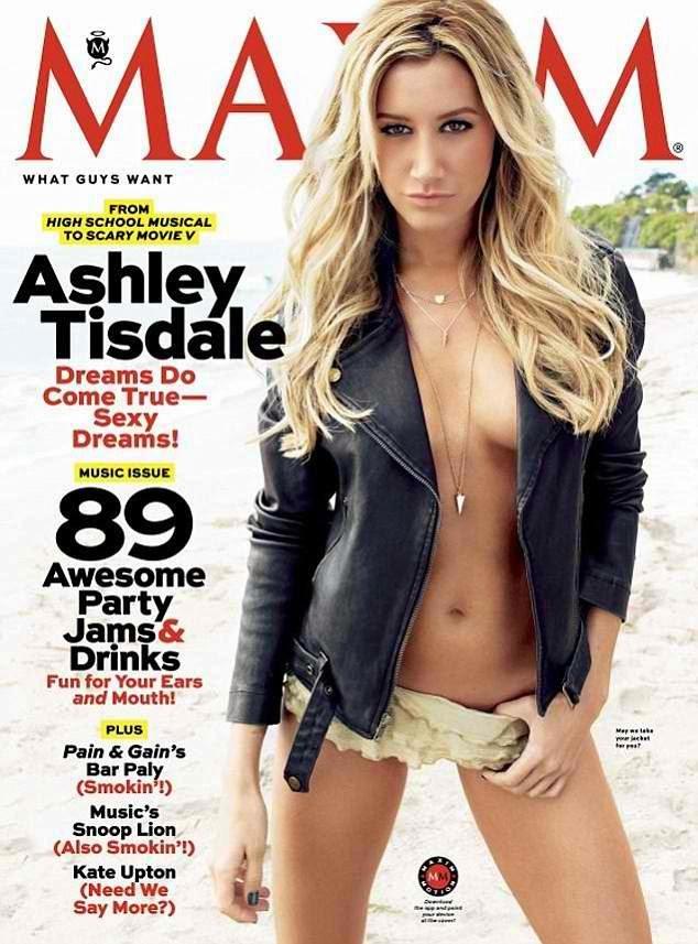 Ashley Tisdale photo 003