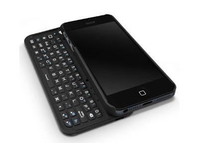 iPhone Tactile Keyboard