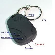 Spy Cam Remote Mobil 4GB Player