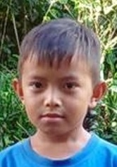 Nico - East Indonesia (ID-202), Age 7