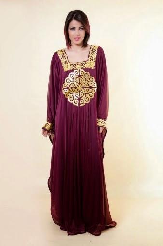 Latest Arabian Touch Abaya Dresses