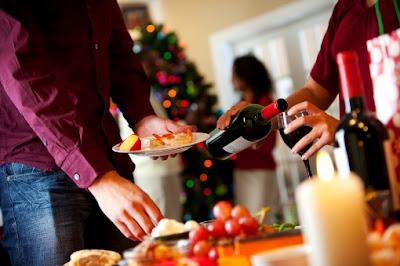 Consejos alimentación Navidad