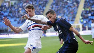 Xem lại đầy đủ trận Milan vs Sampdoria