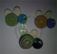 kumbang Flanel - kluthukpisang.blogspot.com