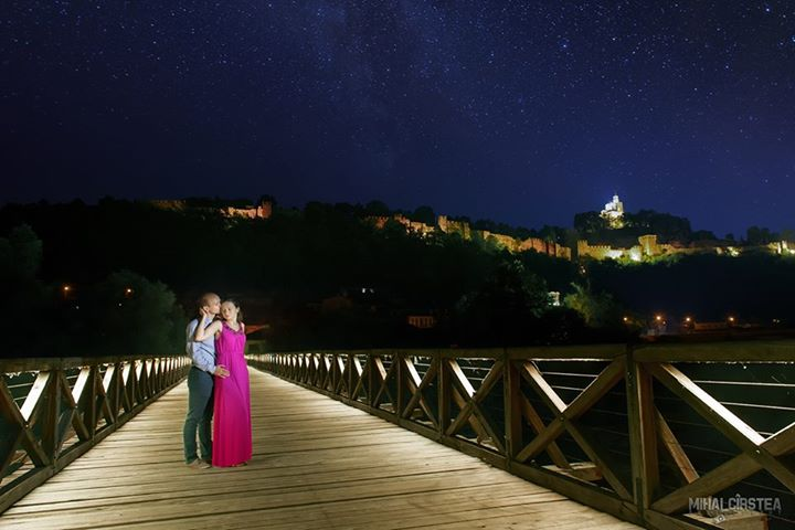 wedding photoshoot location in Veliko Tarnovo City Bulgaria