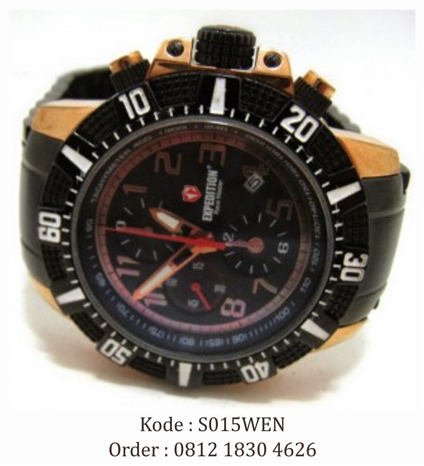 0812 1830 4626 | Jual Jam Tangan Swiss Expedition SE 6107 M