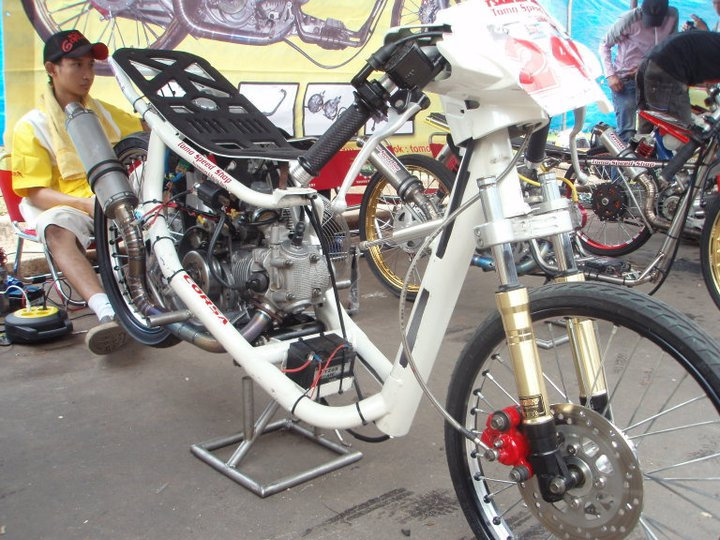 Mio Drag Race 350cc images