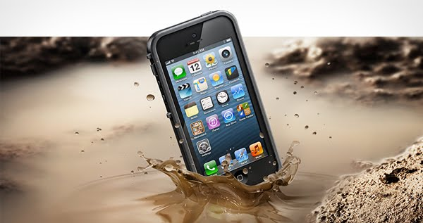 LIFEPROOF iPhone 5 Case Dirt Proof