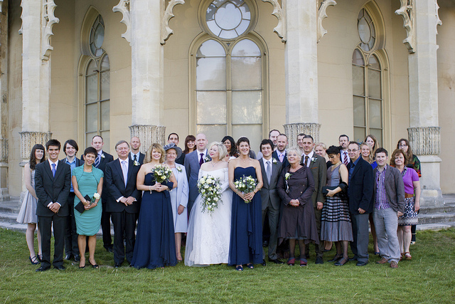 Style Rules For The Top Table: How To Dress Your Wedding Guests