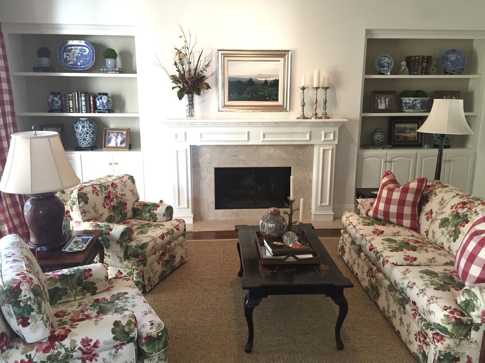 Country French Living Rooms Easy Refresh For A Colorful Country French Living Room Classic