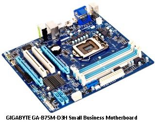 Gigabyte Mengenalkan Mainboard 7 Series Pada CES 2012