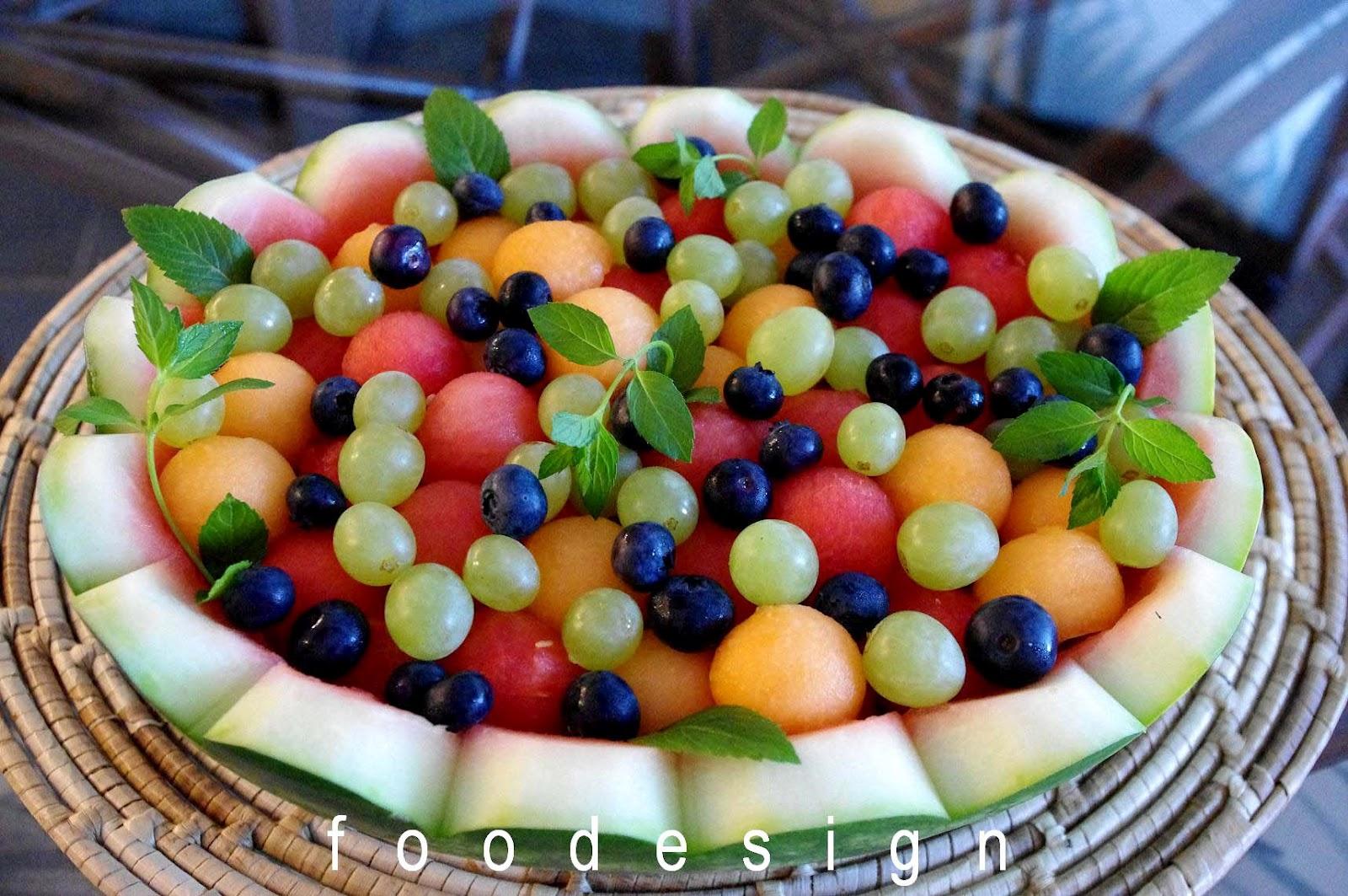 fresh fruit salad fruits basket manga