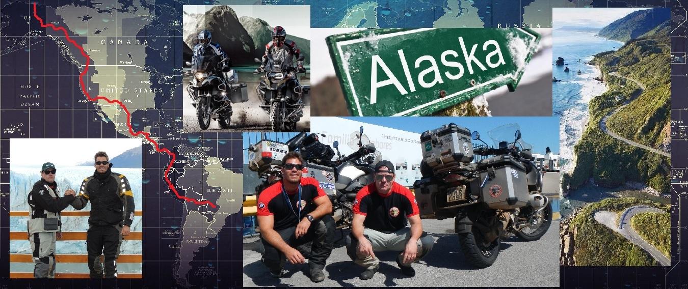 Expedição Alaska 2016