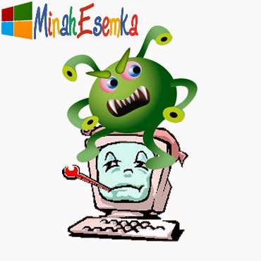 Tanda-Tanda Komputer Sudah Terinfeksi Virus
