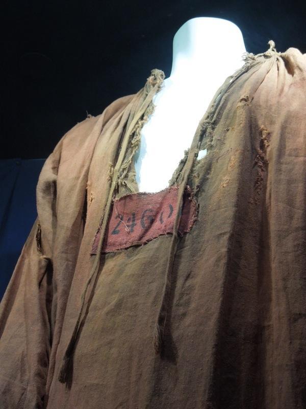 Les Miserables Jean Valjean prison costume