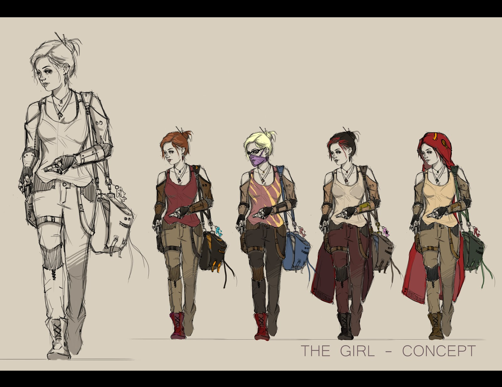 Character Design Concept Art Tutorial : Moragot s art some recent work concept