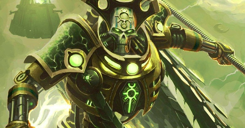 More Necron Leaks: Stratagems, Powers, and More